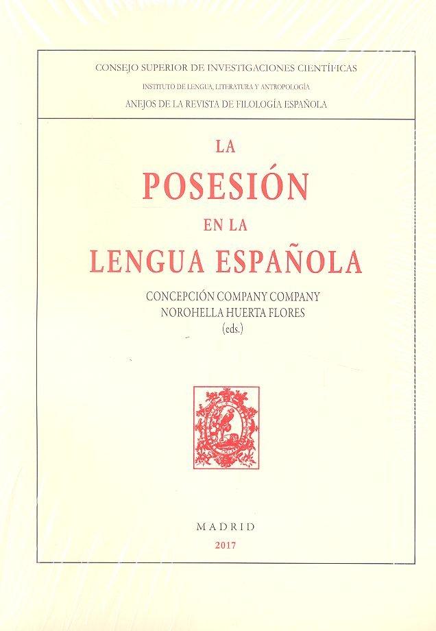 Posesion en la lengua española,la