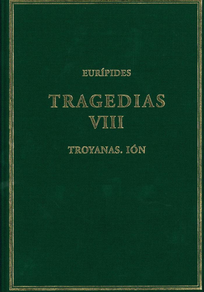 Tragedias viii troyanas ion
