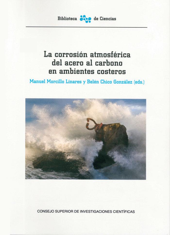 Corrosion atmosferica del acero al carbono en ambientes cost