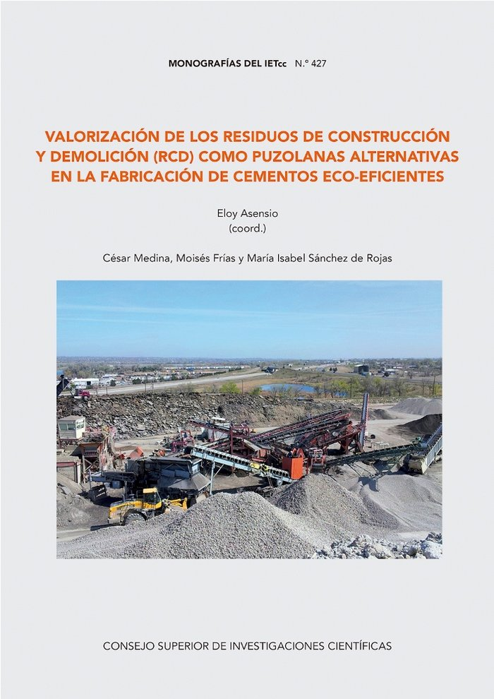Valorizacion residuos de construccion y demolicion como pu