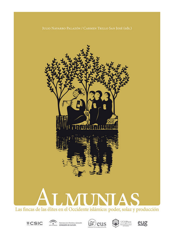 Almunias las fincas elites en el occidente islamico