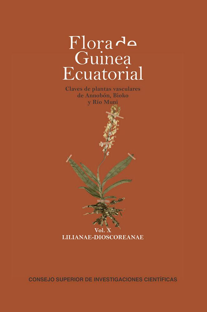 Flora de guinea ecuatorial x