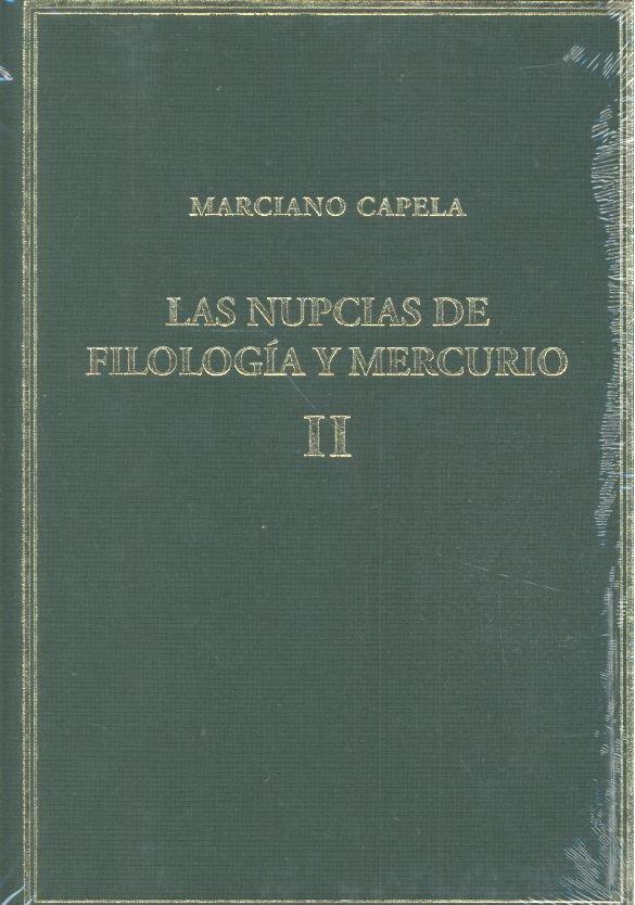 Nupcias de filologia y mercurio ii