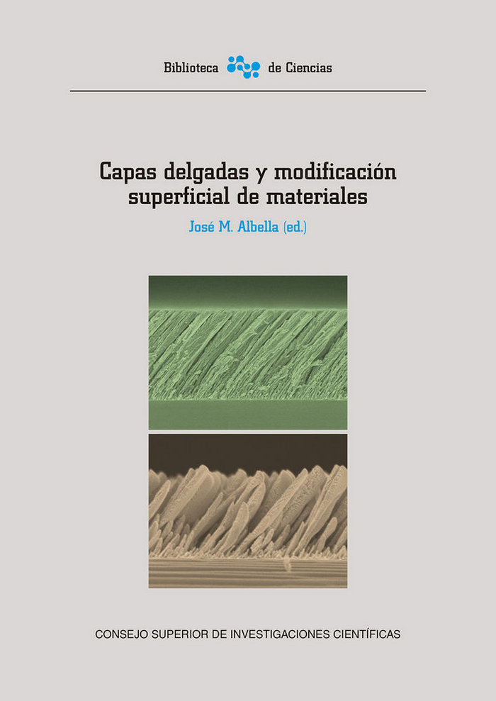 Capas delgadas y modificacion superficial de materiales
