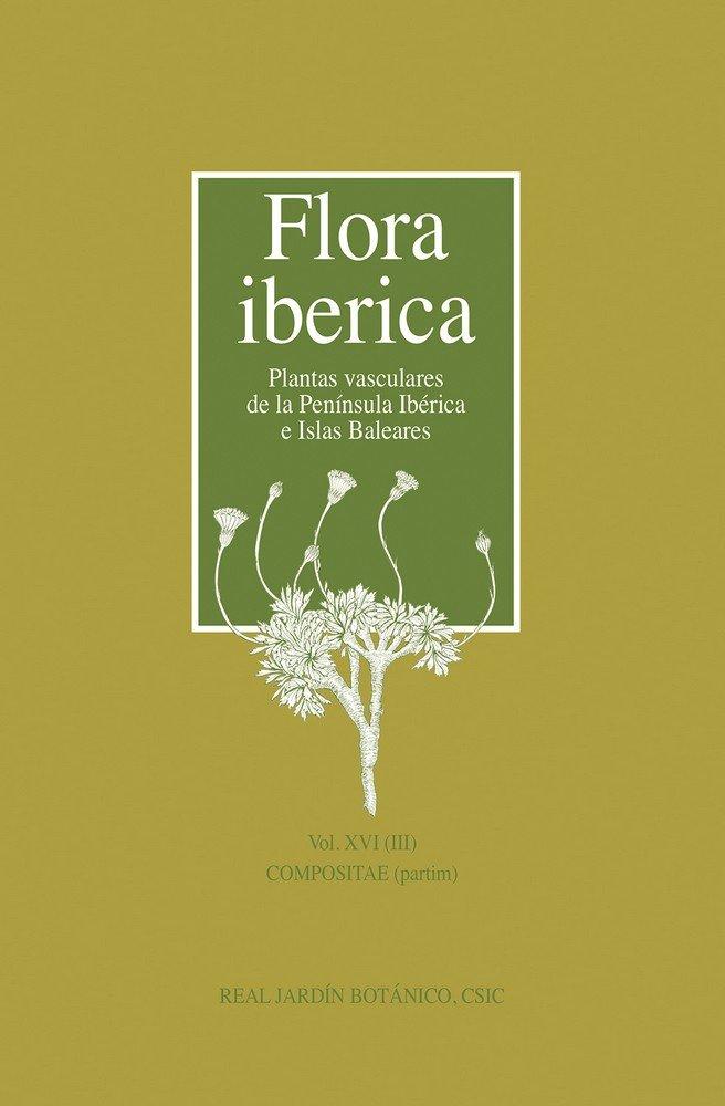 Flora iberica xvi compositae vol.iii