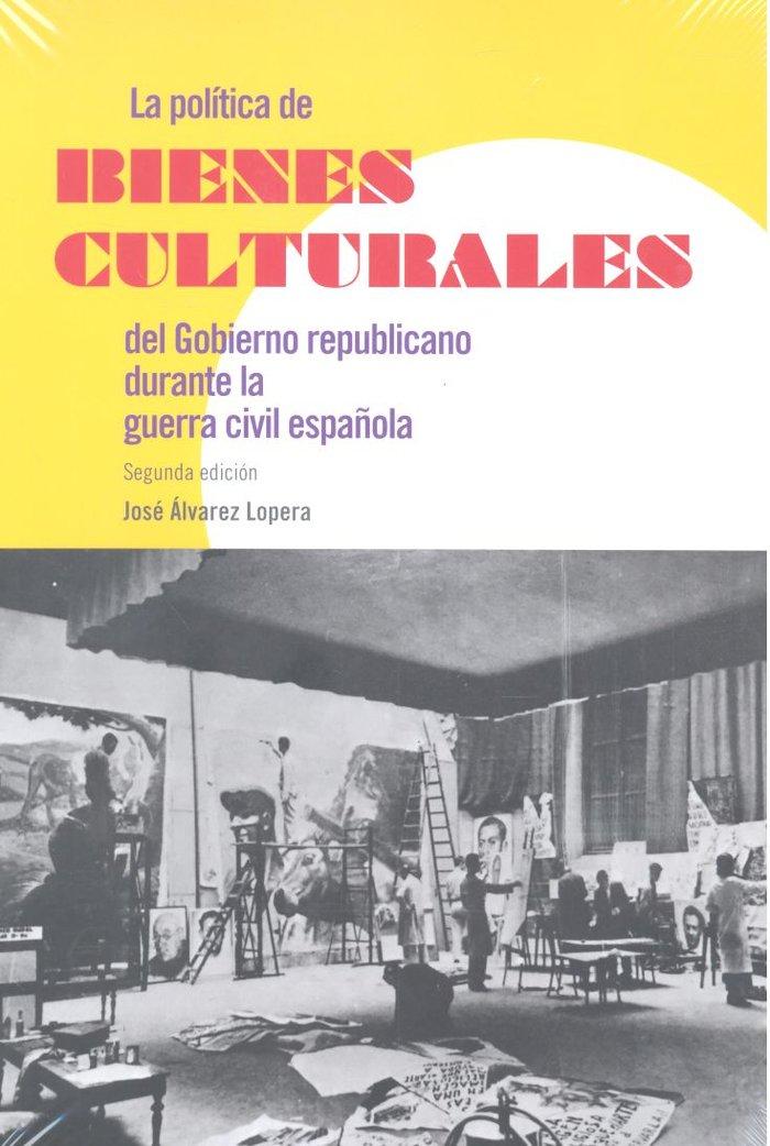 Politica de bienes culturales