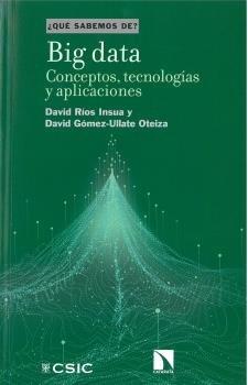 Big data conceptos tecnologias y aplicaciones