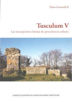 Tusculum v las inscripciones latinas de procedencia urbana