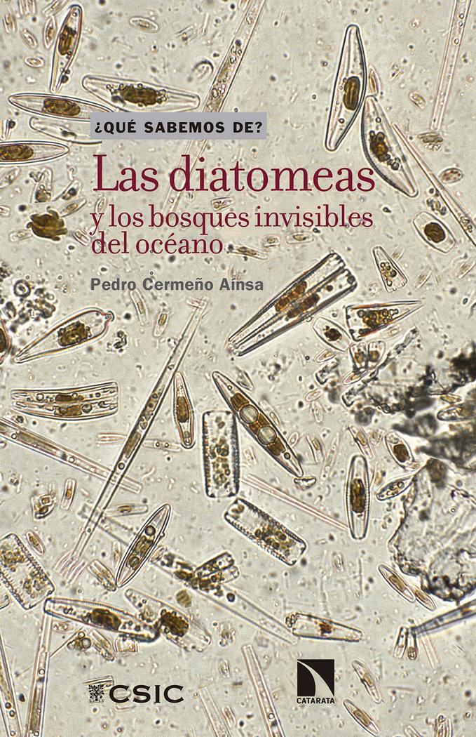 Diatomeas y los bosques invisibles del,las