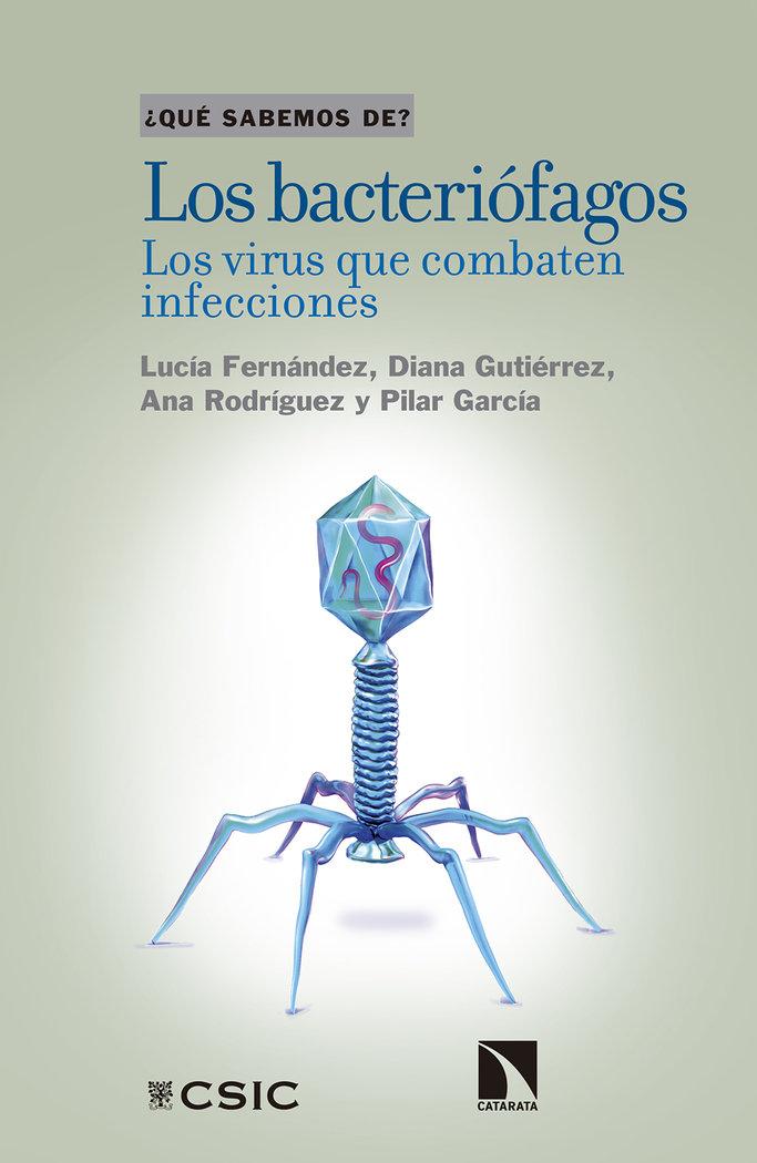 Bacteriofagos los virus que combaten,los