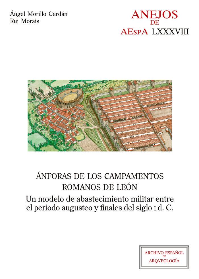 Anforas de los campamentos romanos de leon : un modelo de ab