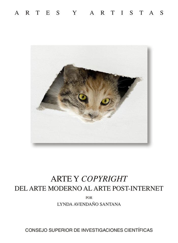 Arte y copyright del arte moderno al arte