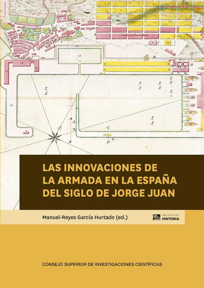 Innovaciones de la armada en la españa,las
