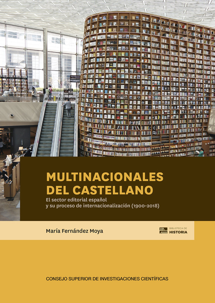 Multinacionales del castellano el sector editorial españo