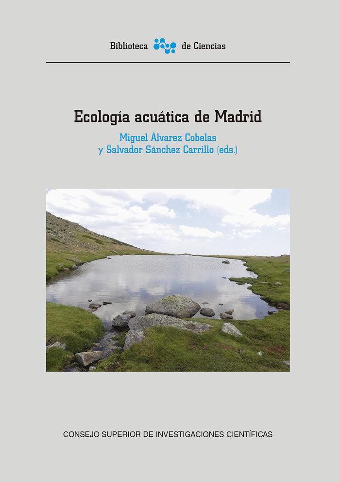 Ecologia acuatica de madrid