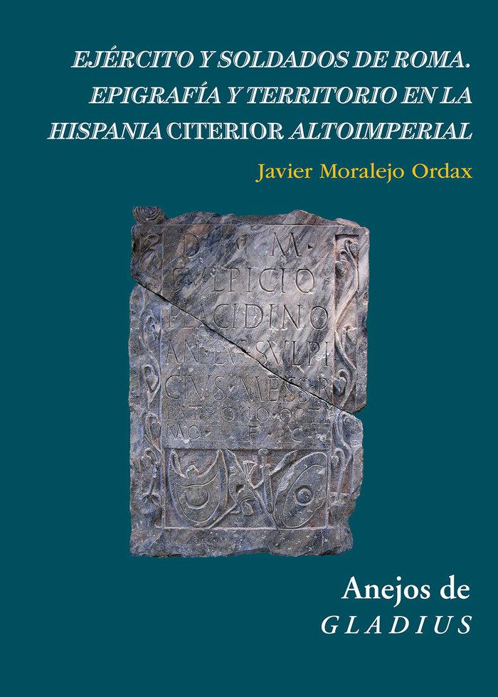 Ejercito y soldados de roma epigrafia y