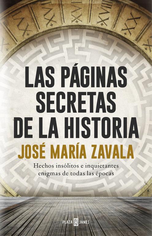 Paginas secretas de la historia,las