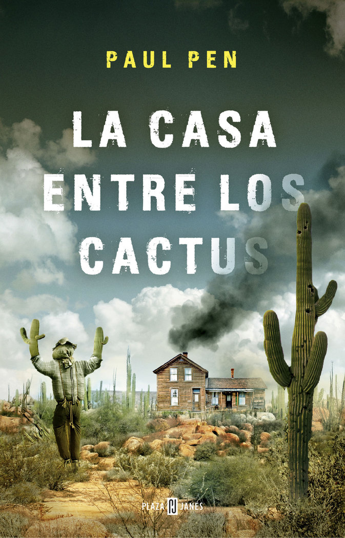 Casa entre los cactus,la