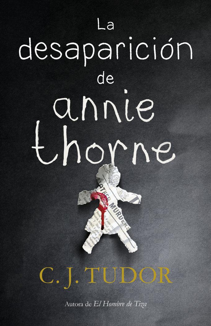Desaparicion de annie thorne,la