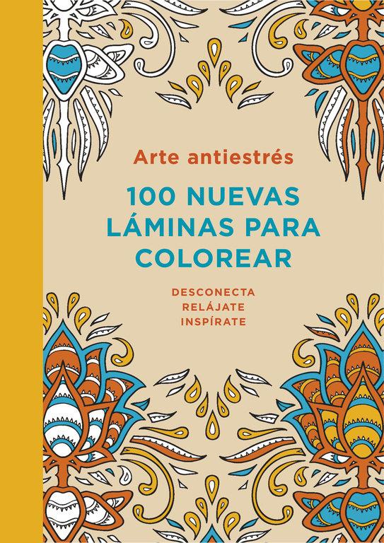 Arte antiestres 100 nuevas laminas color