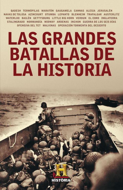 Grandes batallas de la historia,las