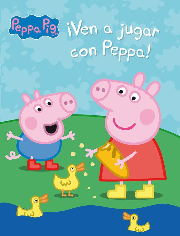 Ven a jugar con peppa pig actividades
