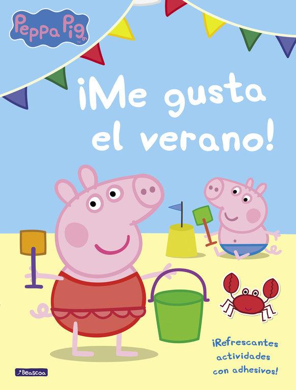 Me gusta el verano peppa pig actividades