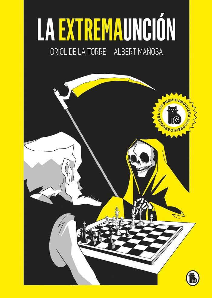 Extremauncion,la premio bruguera comic novela grafica 2020