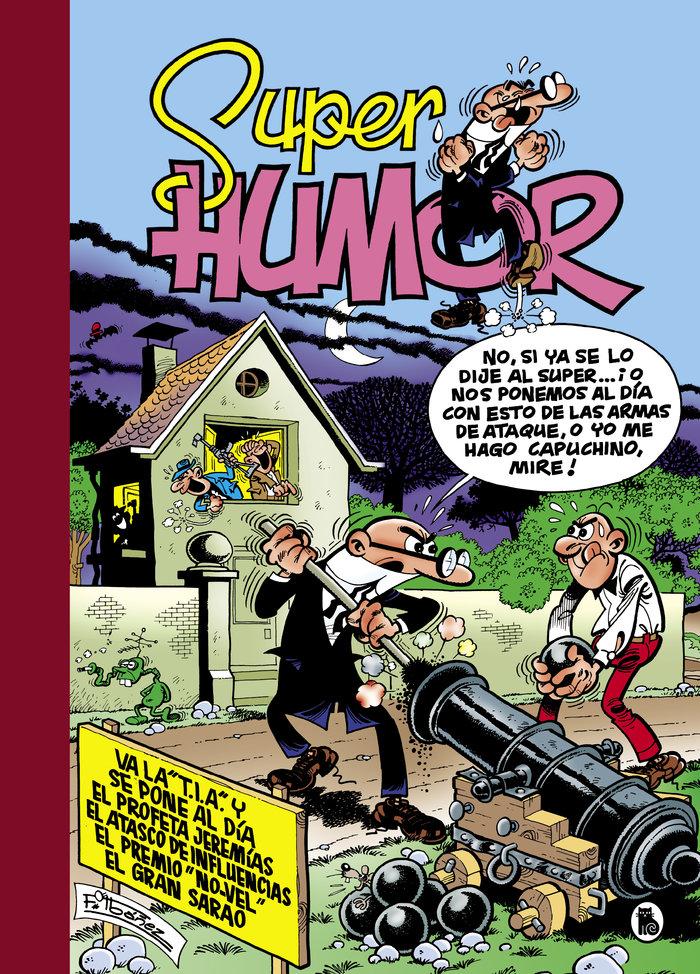 Super humor 3 va la tia y se pone al dia el profeta jeremia