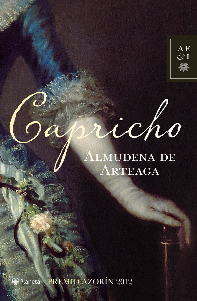 Capricho premio azorin 2012