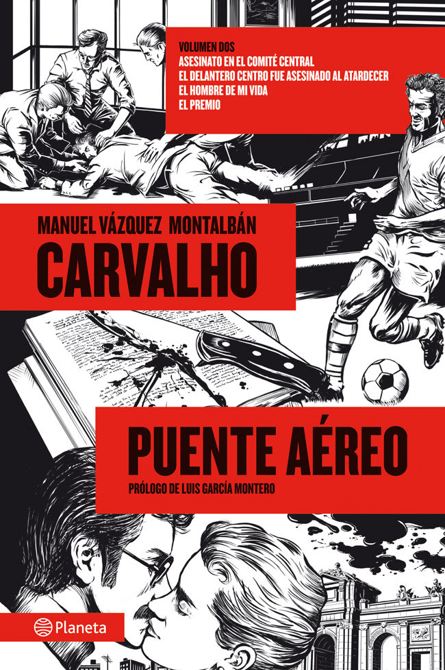 Carvalho puente aereo