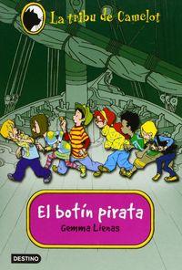 Carlota y el misterio del botin pirata