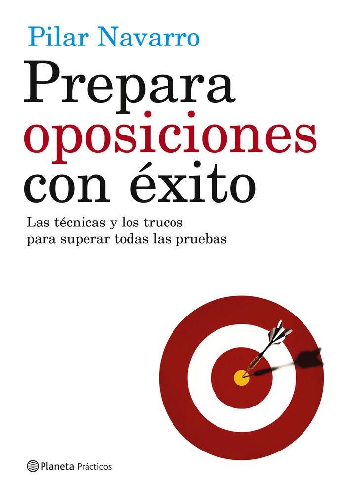 Prepara oposiciones con exito