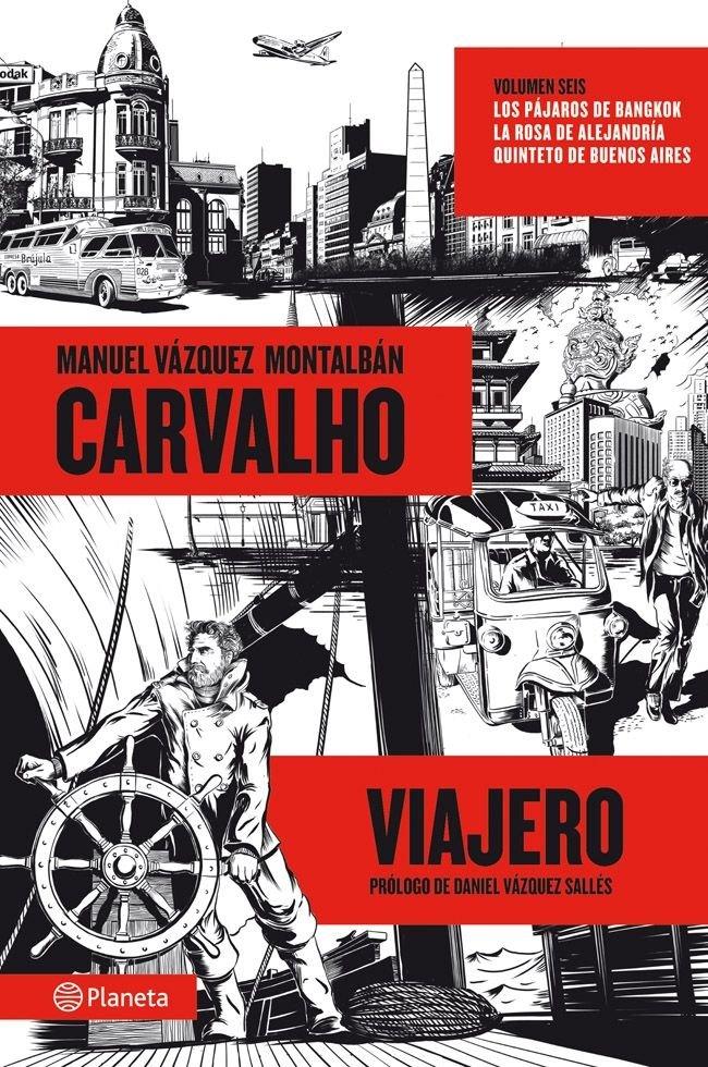 Carvalho viajero