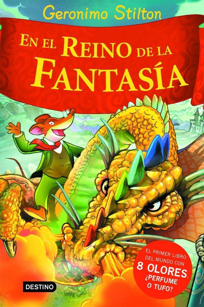 En el reino de la fantasia 8 olores