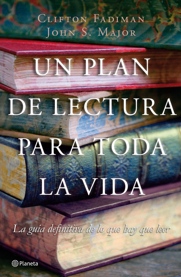 Un plan de lectura para toda la vida