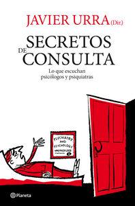 Secretos en la consulta