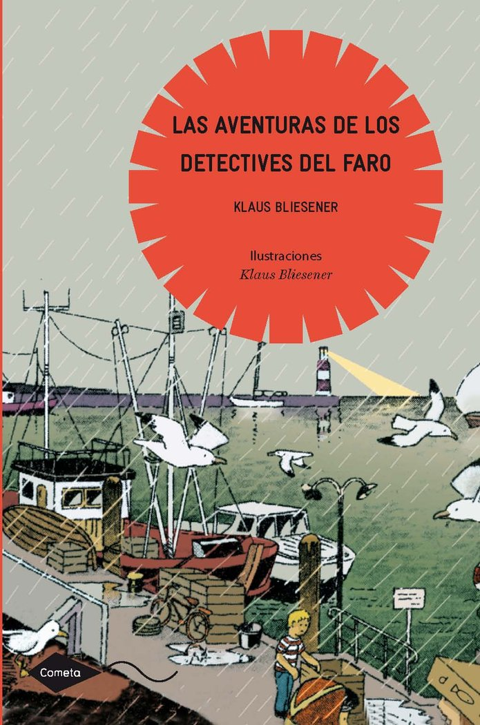 Las aventuras de los detectives del faro  cometa
