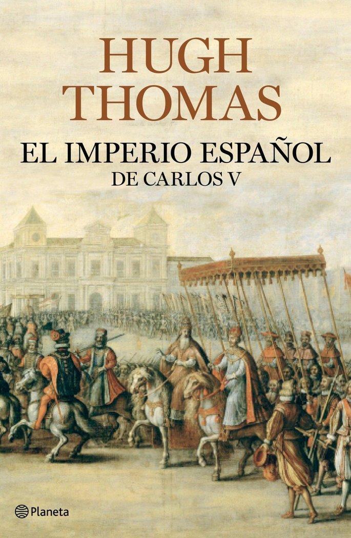 Imperio español de carlos v,el