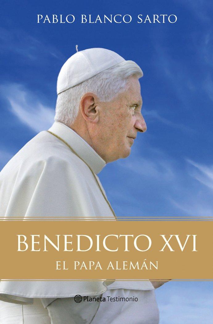 Benedicto xvi la biografia