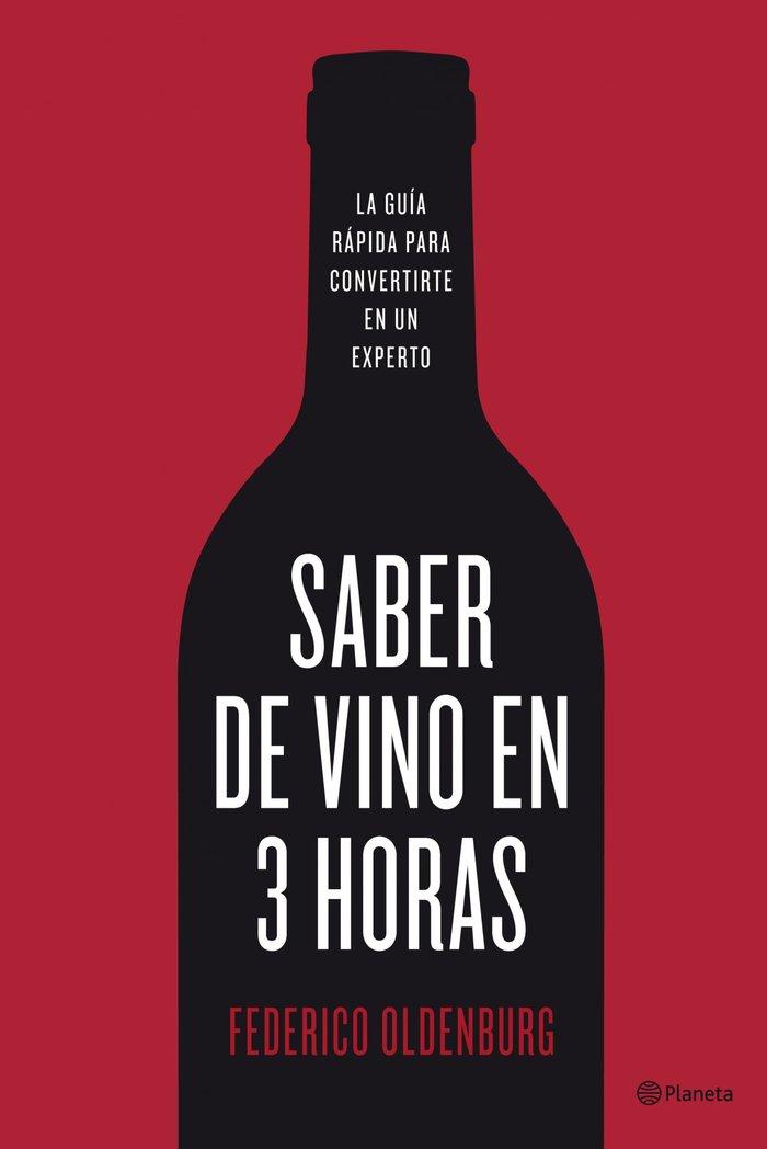 Saber de vino en 3 horas