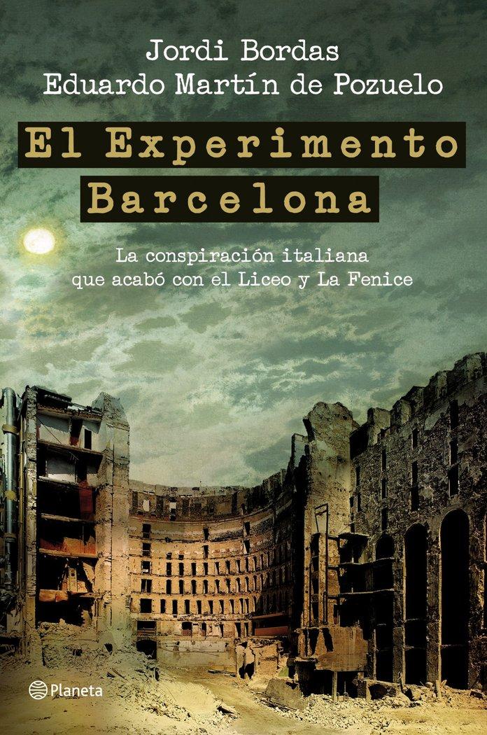 Experimento barcelona,el
