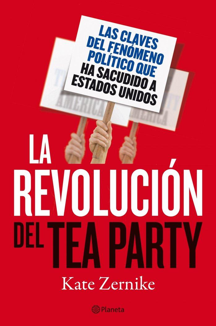 Revolucion del tea party,la