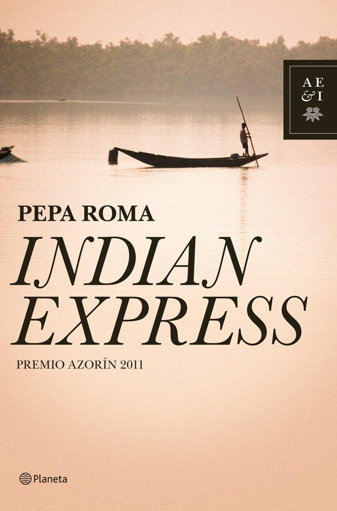 Indian express premio azorin 2011