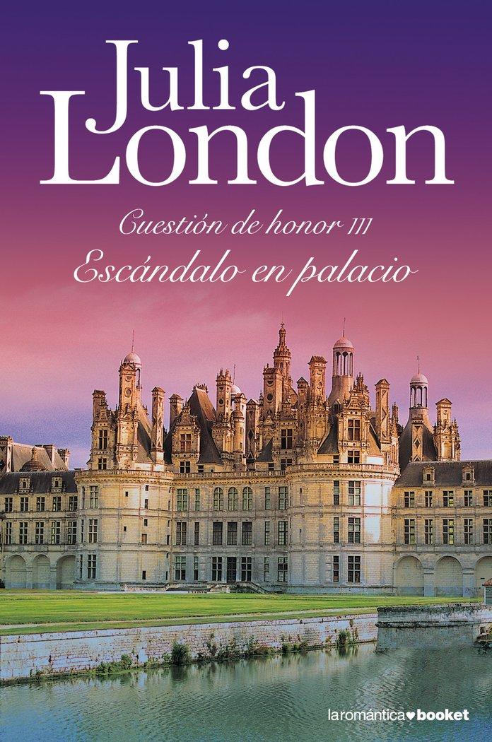 Cuestion de honor iii escandalo en palacio