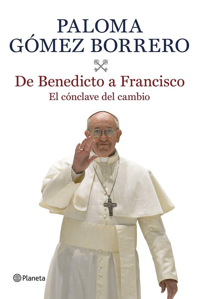 De benedicto a francisco el conclave
