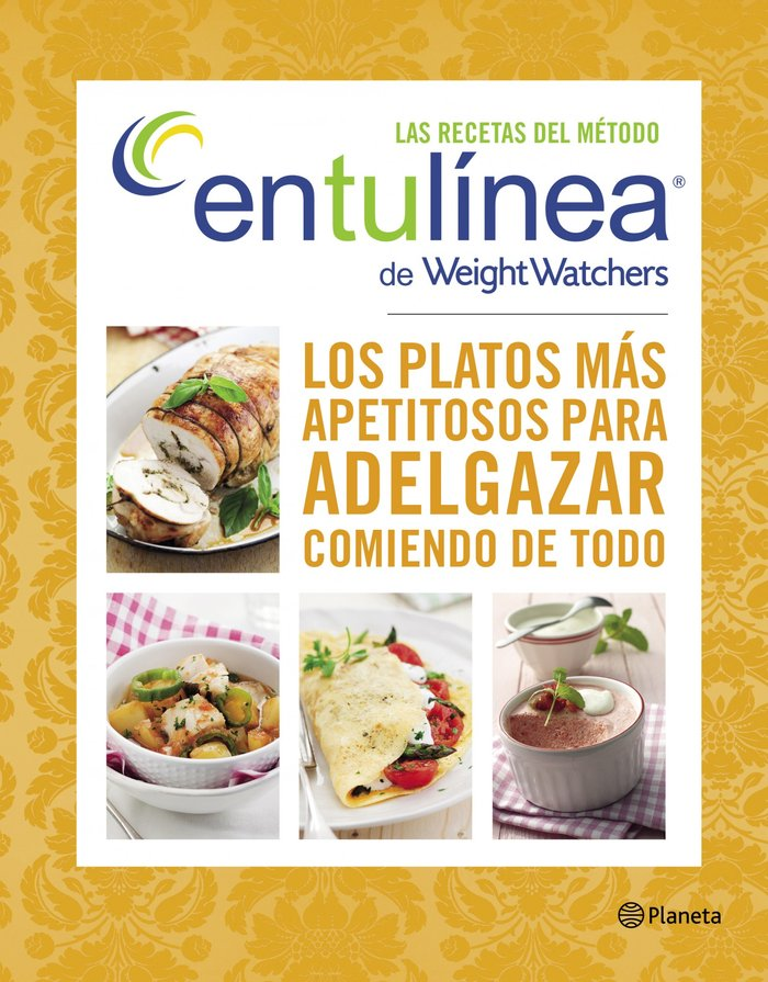 Recetas del metodo entulinea de weight watchers,las
