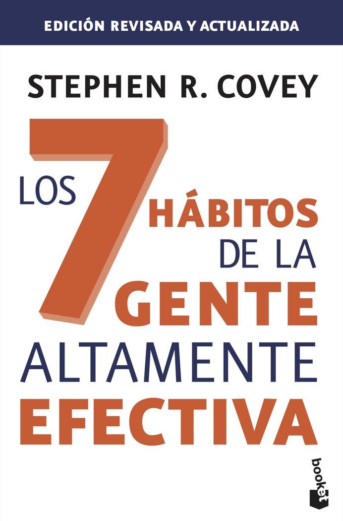 7 habitos de la gente altamente efectiva ed revisada,los