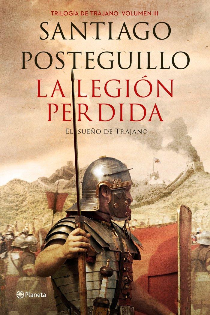 Trilogia trajano iii la legion perdida