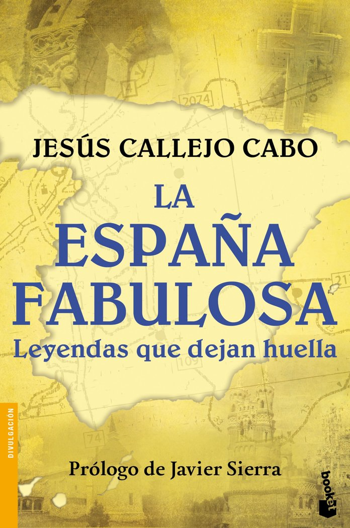 España fabulosa leyendas que dejan huella,la